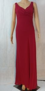 Nicole Miller Silk Evening Gown Size 2
